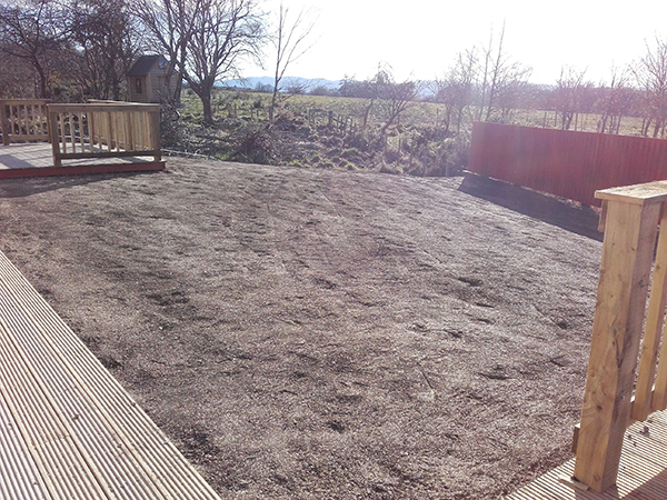 Preparation of Turfing