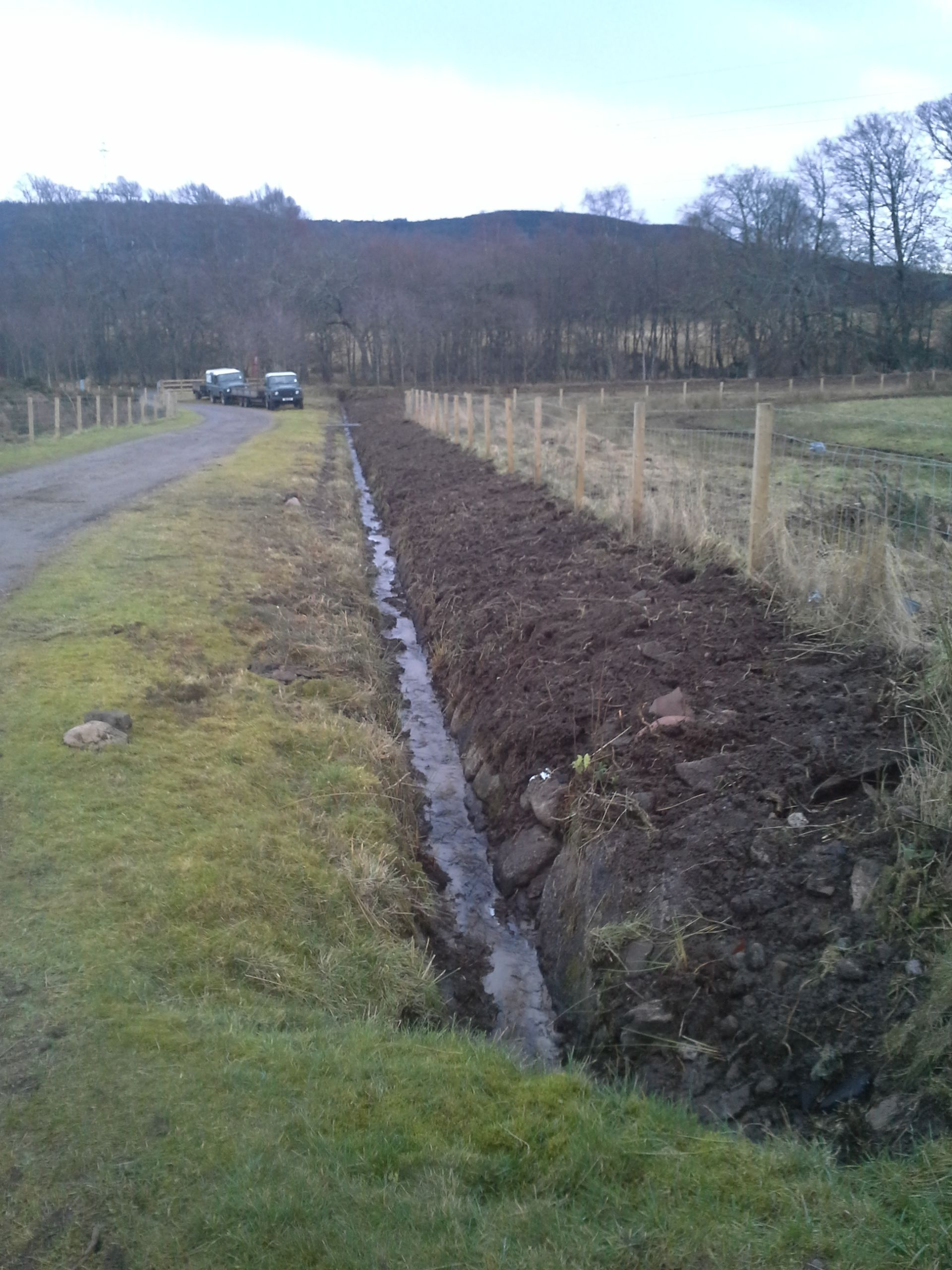 Ditch Clearance